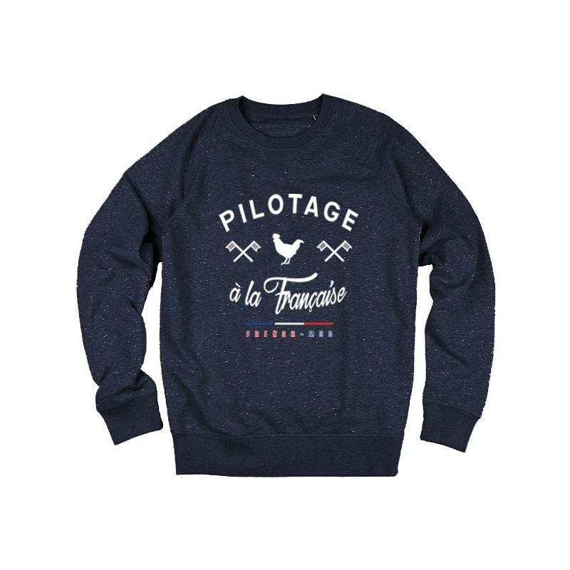 Sweat Pilotage à la Française