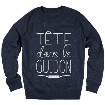 Sweat Tete dans le Guidon