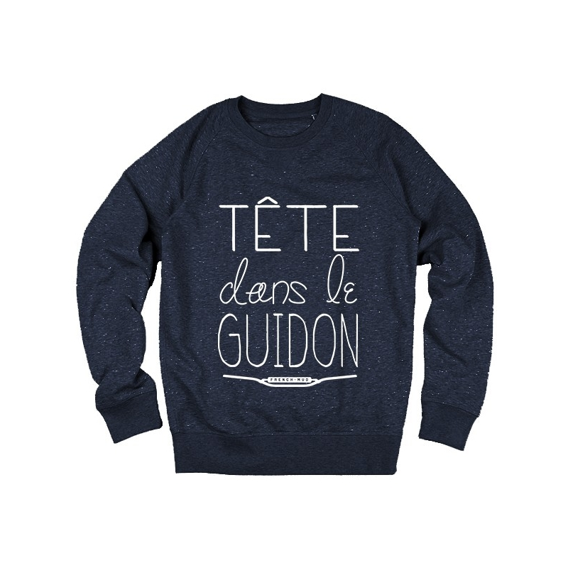 Sweat Tete dans le Guidon