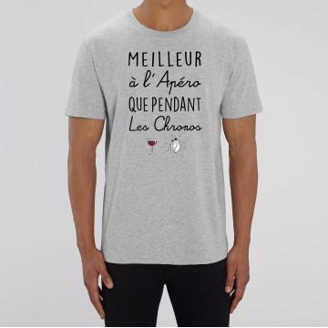 """TSHIRT """"MEILLEUR A L'APERO"""" Homme"""