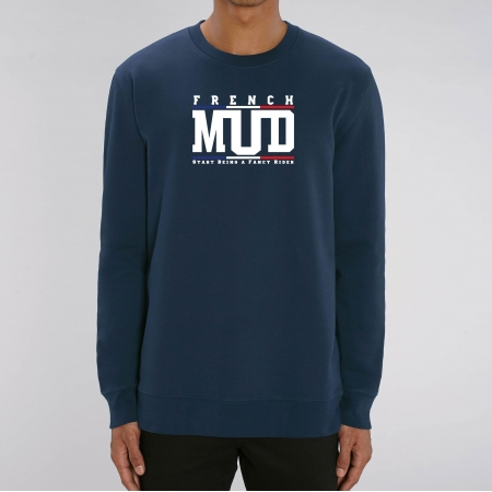 """SWEAT """"FRENCH MUD OFFICIEL"""" Homme"""