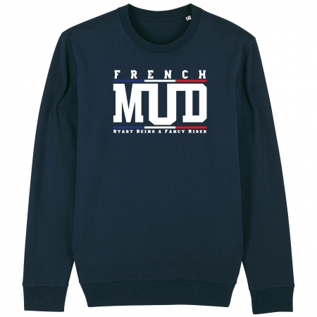 SWEAT Unisexe FRENCH MUD OFFICIEL