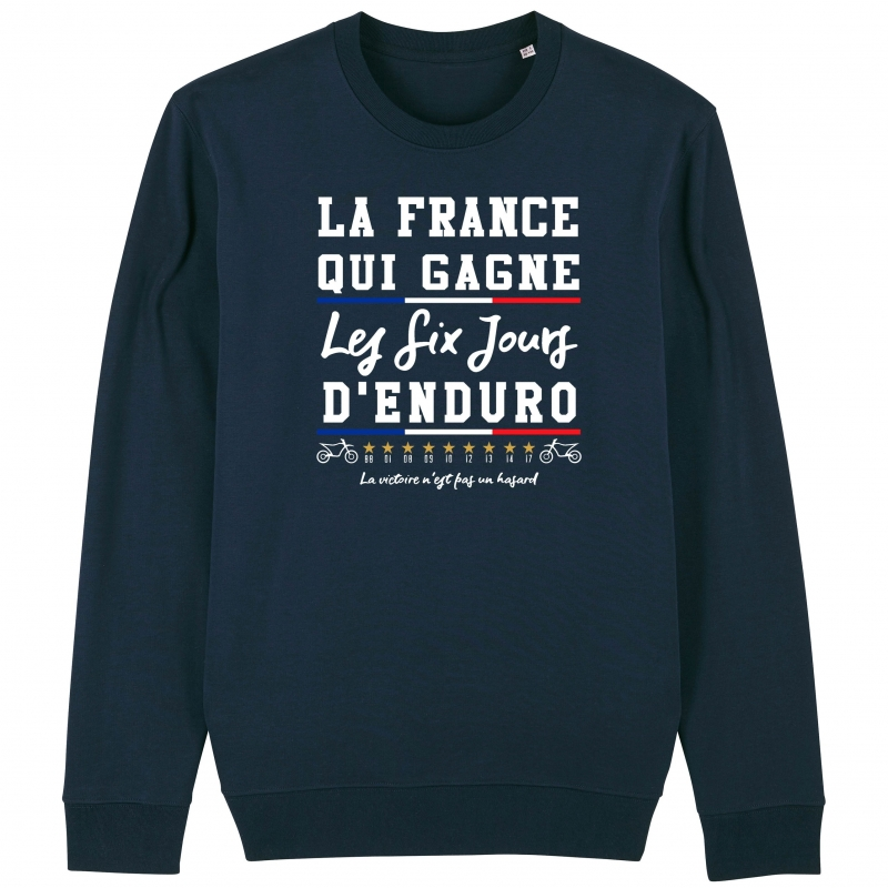 SWEAT Unisexe LA FRANCE QUI GAGNE ISDE