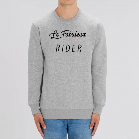 """SWEAT """"LE FABULEUX RIDER"""" Homme"""