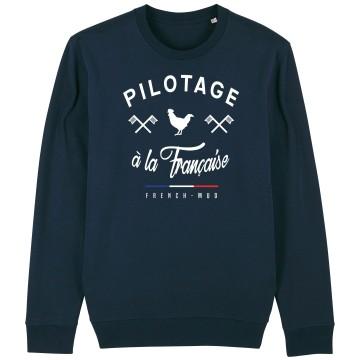 SWEAT Unisexe PILOTAGE A LA FRANCAISE