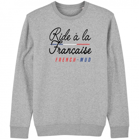SWEAT Unisexe RIDE A LA FRANCAISE