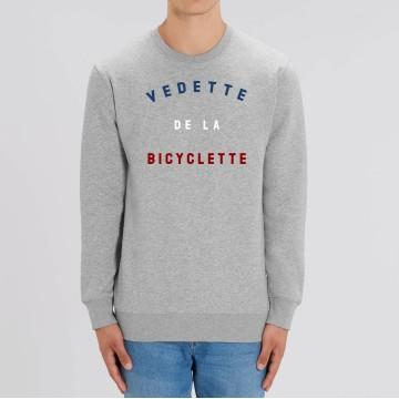 SWEAT VEDETTE DE LA BICYCLETTE