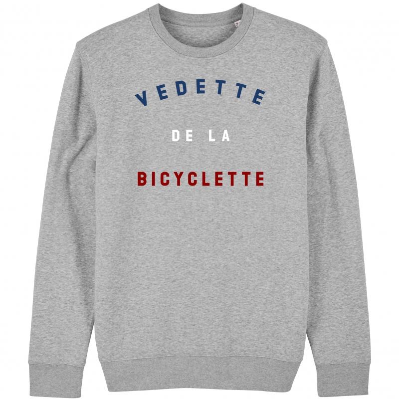 SWEAT Unisexe VEDETTE DE LA BICYCLETTE