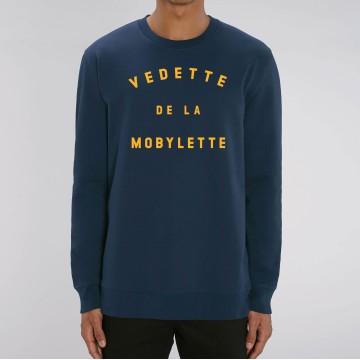 SWEAT VEDETTE DE LA MOBYLETTE