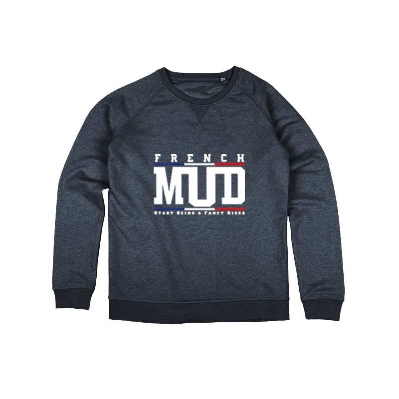 Sweat French-Mud Officiel Femme
