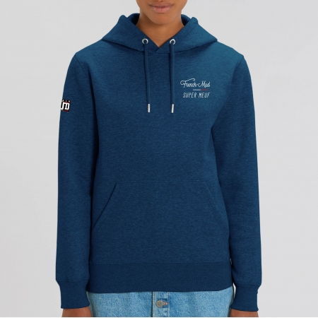 HOODIE Unisexe FRENCH MUD SUPER MEUF