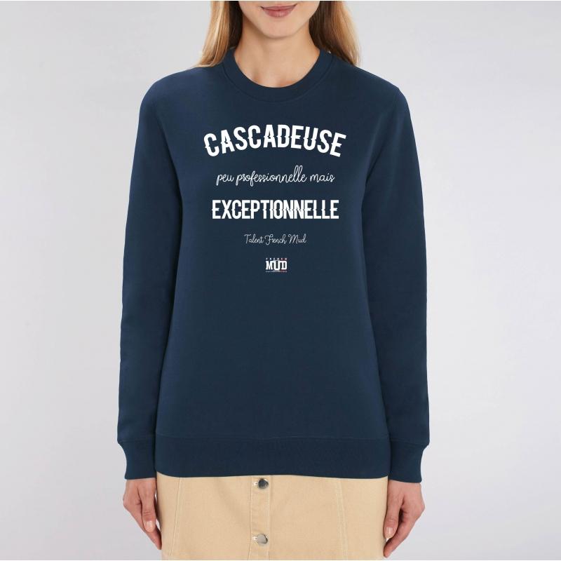 SWEAT Unisexe CASCADEUSE EXCEPTIONNELLE