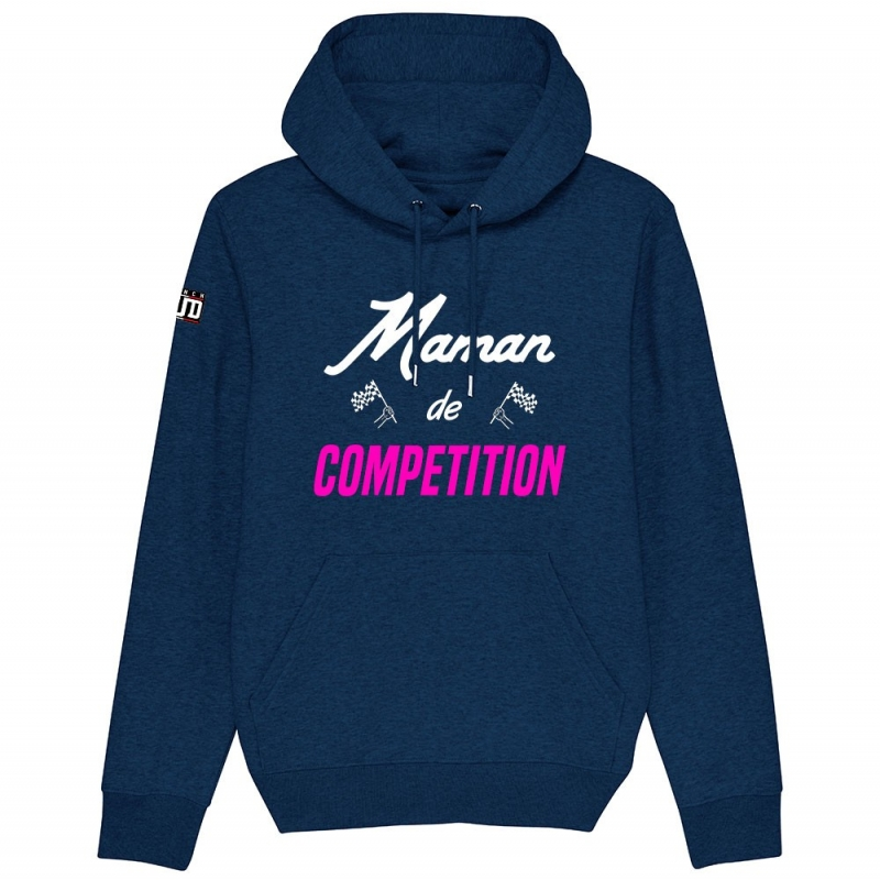 HOODIE Femme MAMAN DE COMPETITION