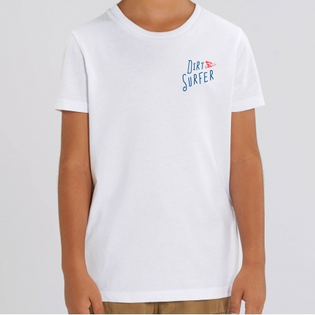TSHIRT Enfant DIRT SURFER