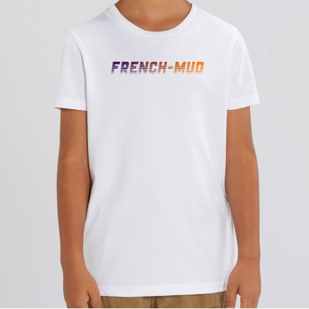 TSHIRT Enfant FRENCH MUD 90'S