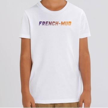TSHIRT Enfant FRENCH MUD 90'S