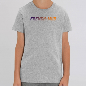 "TSHIRT ""FRENCH MUD 90'S"" Enfant"