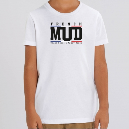 TSHIRT Enfant FRENCH-MUD OFFICIEL