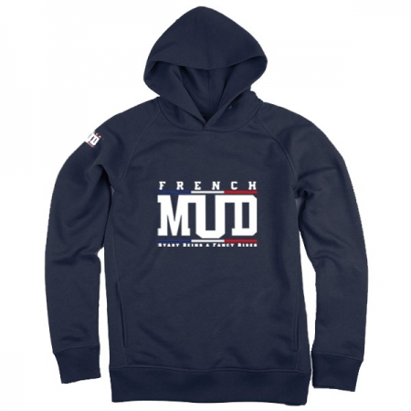 Hoodie French-Mud Officiel Femme