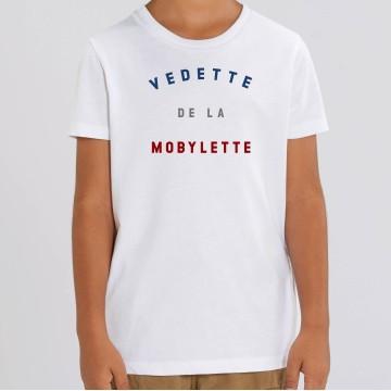 TSHIRT Enfant VEDETTE DE LA MOBYLETTE