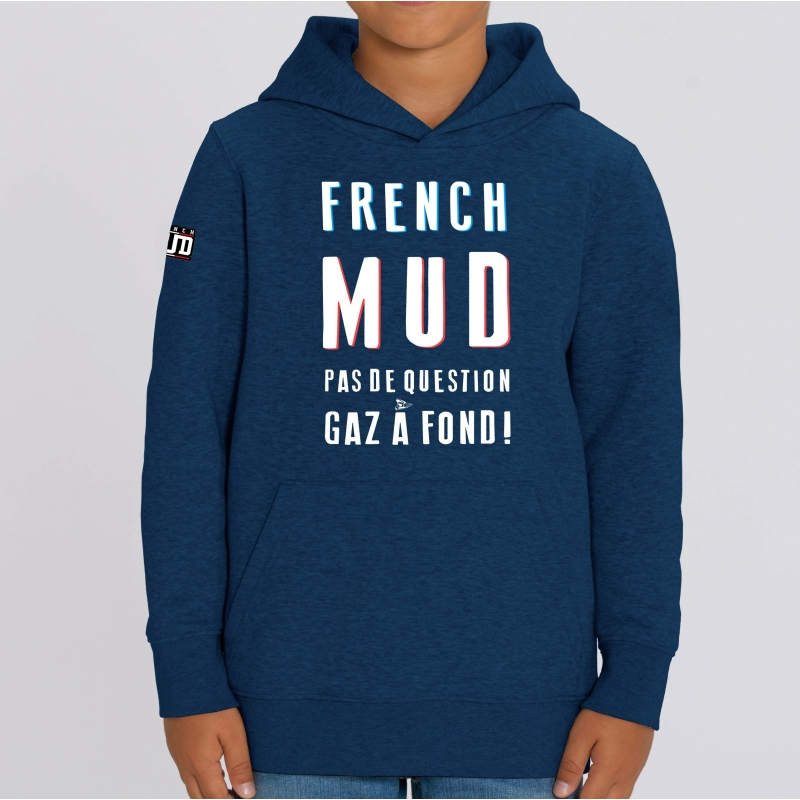 HOODIE Enfant FMUD PAS DE QUESTION