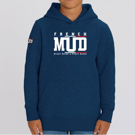 HOODIE Enfant FRENCH-MUD OFFICIEL