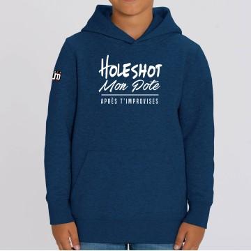 HOODIE Enfant HOLESHOT MON POTE