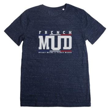 Tshirt French-Mud Officiel