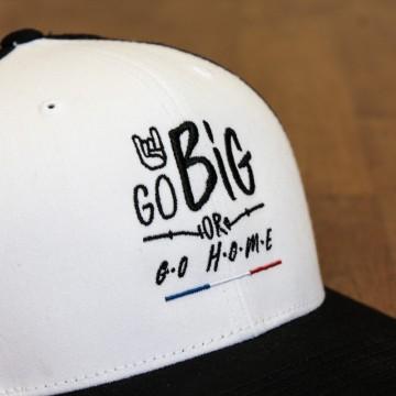"La Trucker du Rider ""Go big"""