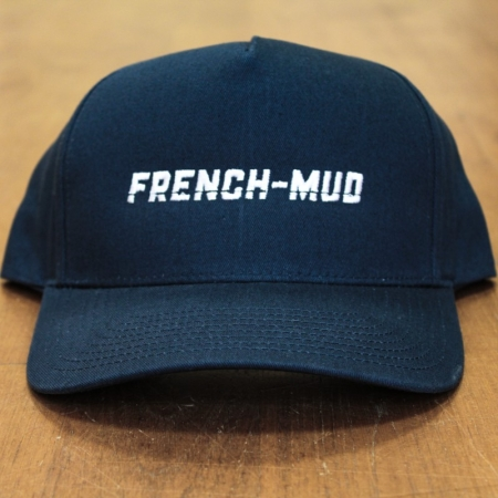Casquette 90's French-Mud
