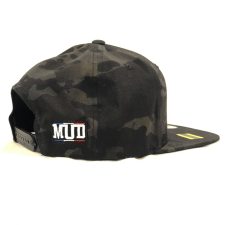 Casquette French-Mud Army pro model