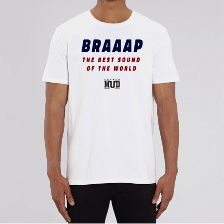"""TSHIRT """"BRAAAP THE BEST SOUND OF THE WORLD"""" Homme"""