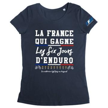 Tshirt La France ISDE